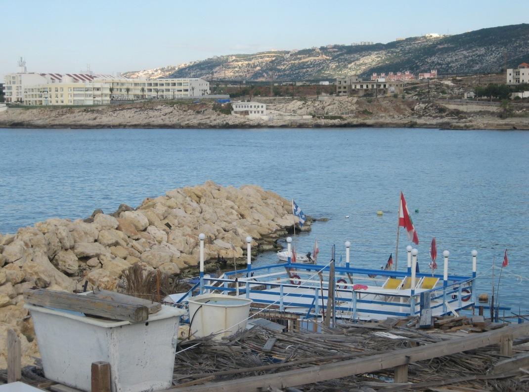 Fishermen's port