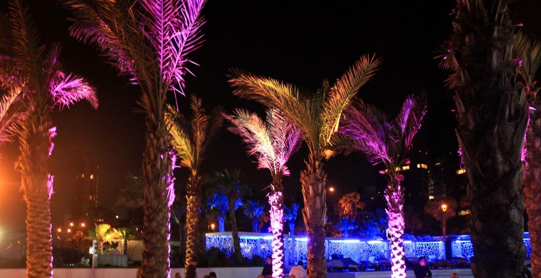 La nuit @ Riviera
