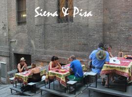 Siena & Pisa