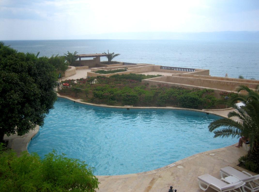 Mövenpick Hotel, Dead Sea